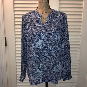 3/$20 - Violet + Claire Long Sleeved Blouse